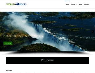 world-wonders.org screenshot