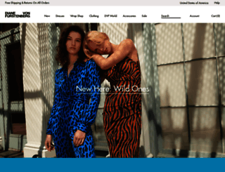 world.dvf.com screenshot
