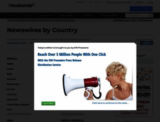 world.einnews.com screenshot