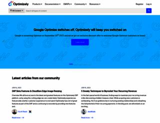 world.episerver.com screenshot