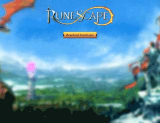 world201.runescape.com screenshot