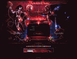 world3.monstersgame.fr screenshot