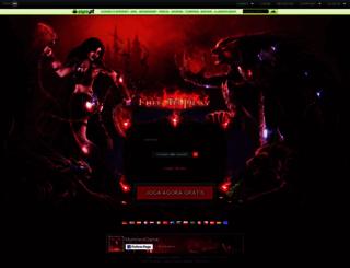 world5.monstersgame.com.pt screenshot