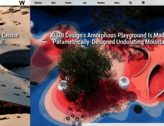 worldarchitecture.org screenshot