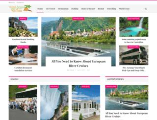 worldaroundu.com screenshot