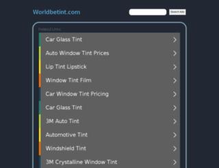 worldbetint.com screenshot