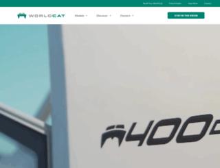 worldcat.com screenshot