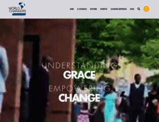 worldchangers.org screenshot