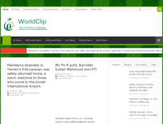 worldclip.altervista.org screenshot