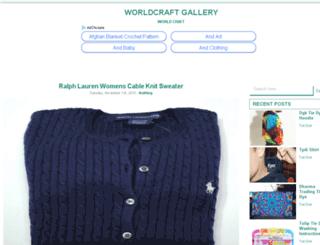 worldcraft.info screenshot