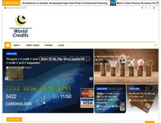 worldcredits.net screenshot