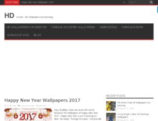 worldcricketevents.com screenshot