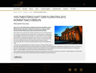 worldcup-berlin2015.com screenshot