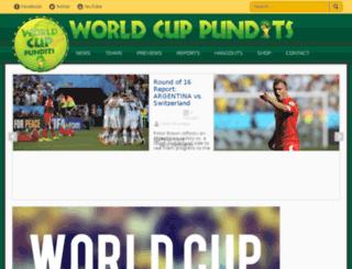 worldcuppundits.com screenshot