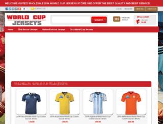 worldcupshirt.net screenshot