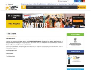 worlddidacindia.com screenshot