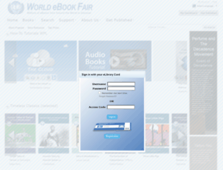 worldebookfair.com screenshot