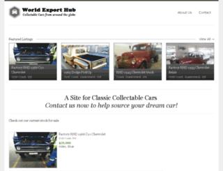 worldexporthub.com screenshot