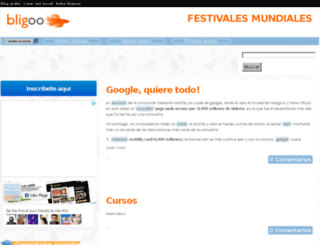 worldfest.bligoo.es screenshot