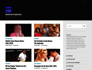 worldfilmgeek.wordpress.com screenshot