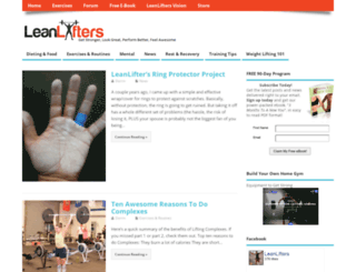 worldfitnessnetwork.com screenshot