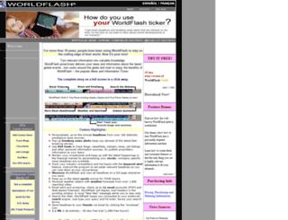 worldflash.com screenshot