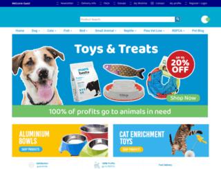 worldforpets.com.au screenshot
