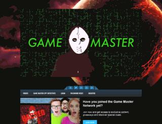 worldgamemaster.org screenshot