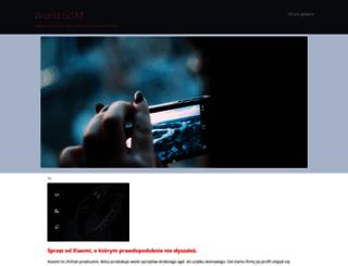 worldgsm.net screenshot