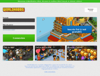 worldhabbo.eu screenshot