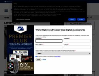worldhighways.com screenshot