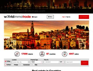 worldimmotrade.com screenshot