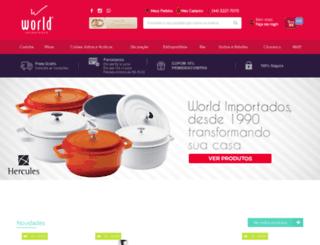 worldimportados.com.br screenshot