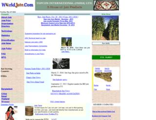 worldjute.com screenshot