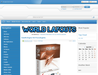 worldlayouts.com screenshot