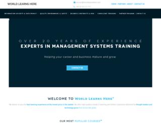 worldlearnshere.com screenshot