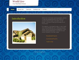 worldlive.co.in screenshot