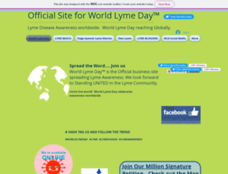 worldlymeday.com screenshot