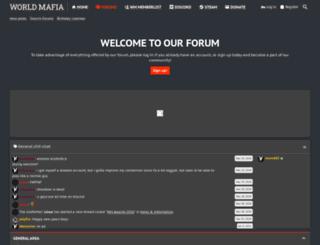worldmafia.net screenshot