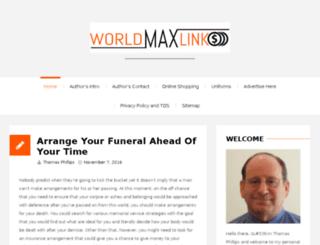 worldmaxlinks.com screenshot
