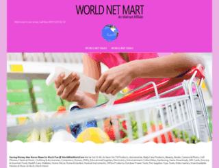 worldnetsales.com screenshot