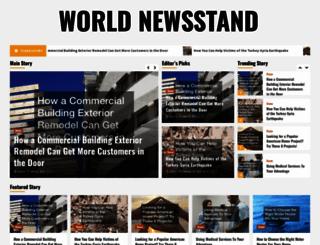 worldnewsstand.net screenshot