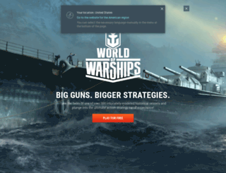 worldofbattleships.ru screenshot