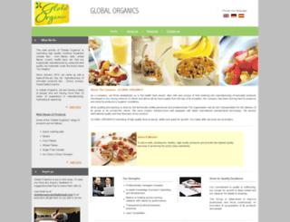 worldofcereals.com screenshot