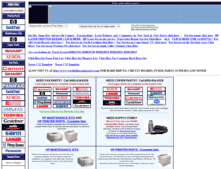 worldoffax.com screenshot