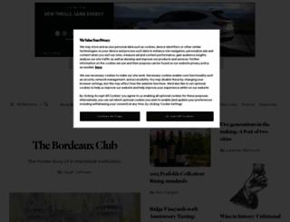 worldoffinewine.com screenshot