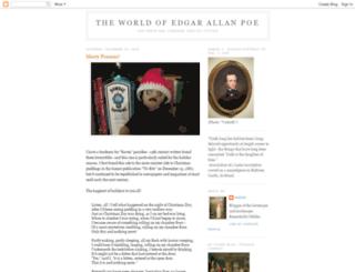 worldofpoe.blogspot.com screenshot