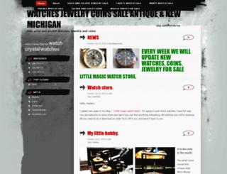worldoftime.wordpress.com screenshot