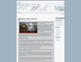worldonlinebanks.com screenshot