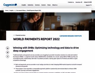 worldpaymentsreport.com screenshot